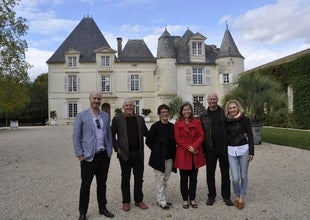 Day Three: Checking in and lunch at La Mission Haut Brion, Haut Brion and more