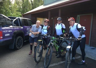 Riding for Hospice - Day 11