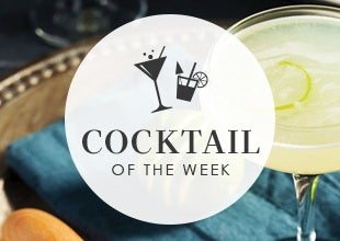 The Gimlet - Cocktail of the Week!