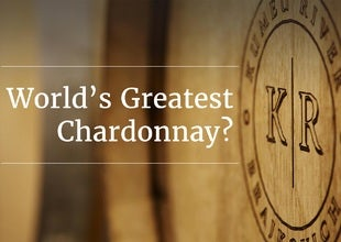 World's Greatest Chardonnay? Made here in Auckland!