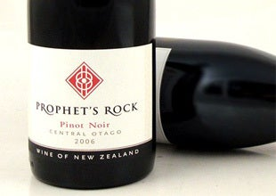 Prophet's Rock's new Pinot Noirs: the Musigny Grand Cru connection