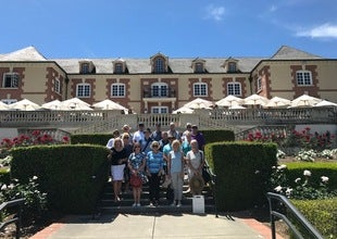 Day 4 - Domaine Carneros