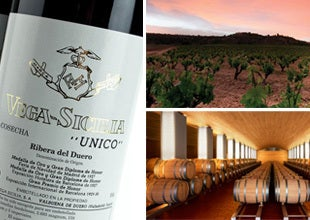 Spain's 1st Growth producer Vega Sicilia