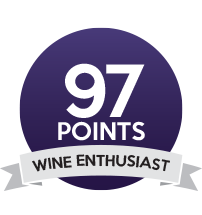 Wine enthusiast 97/100