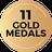 Gold Medals g11