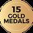 Gold Medals g15
