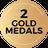 Gold Medals g2
