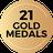 Gold Medals g21