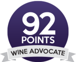 The Wine Advocate 92