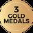 Gold Medals g3