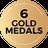 Gold Medals g6