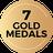 Gold Medals g7
