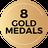 Gold Medals g8