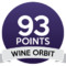 Wine Orbit 93/100
