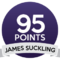 James Suckling 95/100
