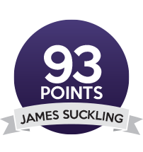 James Suckling 93/100