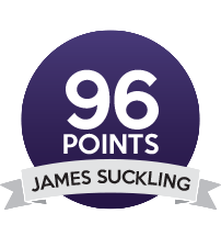 James Suckling 96/100