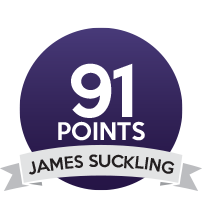 James Suckling 91/100