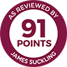 James Suckling js91