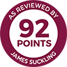 James Suckling js92