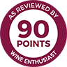 Wine Enthusiast we90
