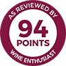 Wine Enthusiast we94