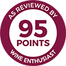 Wine Enthusiast we95