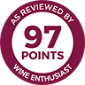Wine Enthusiast we97