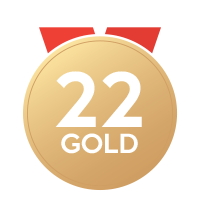 Gold 22