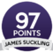 James Suckling 97/100