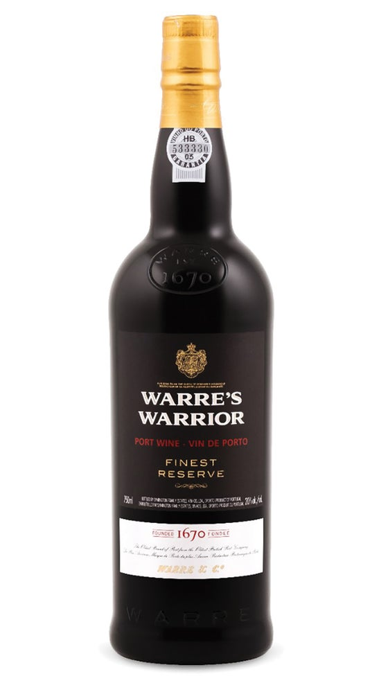Warre's Warrior Finest Reserve  Port