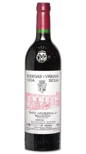 2003 Vega Sicilia Valbuena