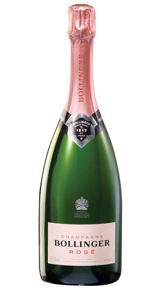 Champagne Bollinger Rose