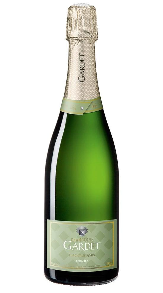 Champagne Gardet Demi-Sec