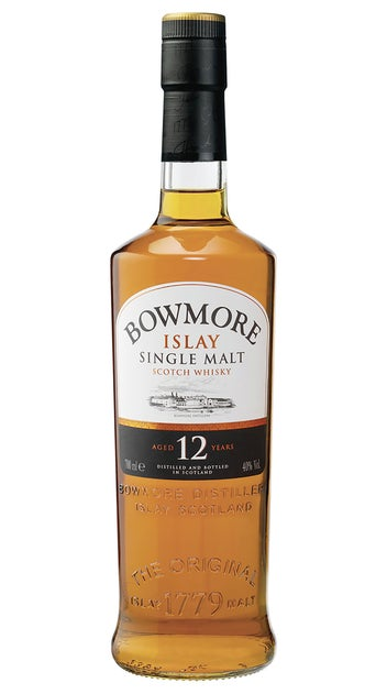 Bowmore Islay 12 Year Old Whisky