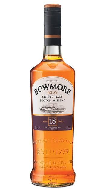 Bowmore Islay 18 Year Old Whisky