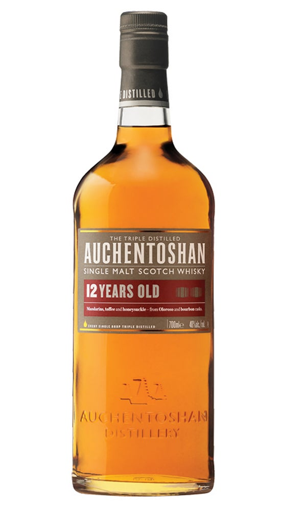 Auchentoshan Lowlands 12 Year Old Whisky