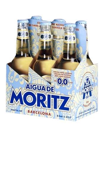 Aigua de Moritz Zero 6pk