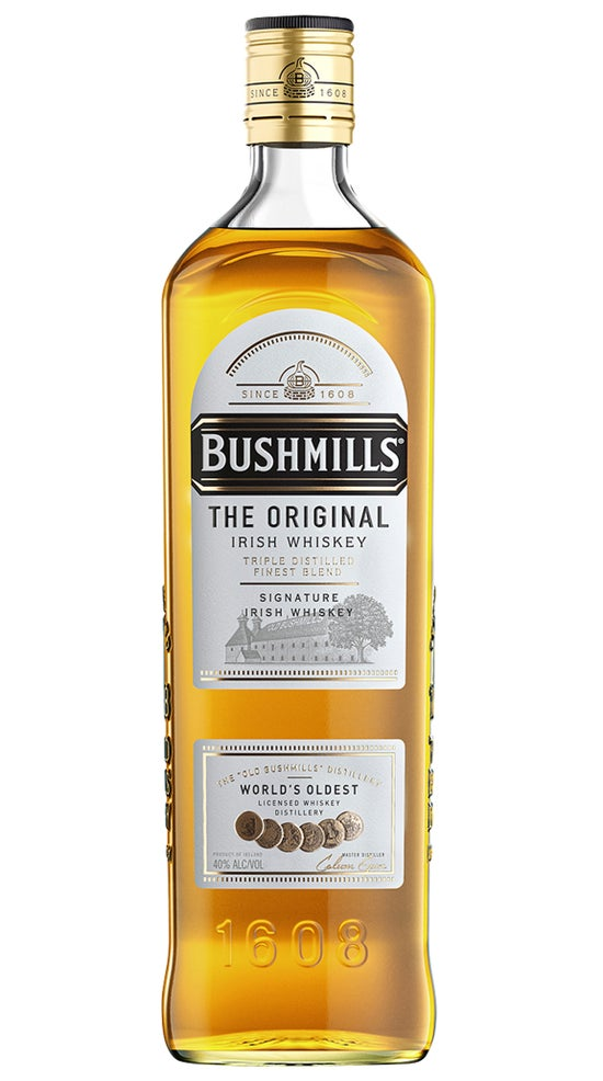 Bushmills Old Irish Malt Whiskey 1L