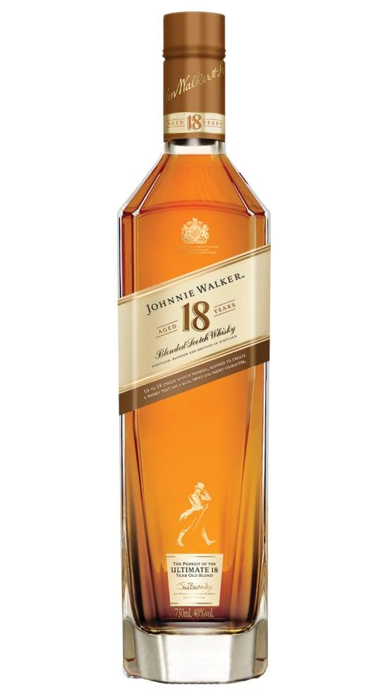 Johnnie Walker Platinum 18 Year Old