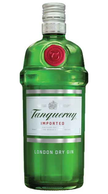 Tanqueray Gin 1000ml bottle