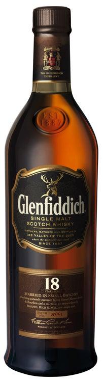 Glenfiddich 18yr old Small Batch Reserve