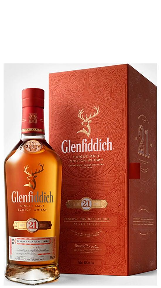 Glenfiddich 21yr old