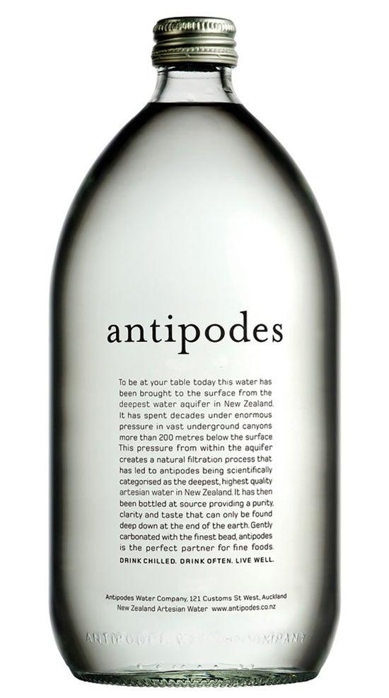 Antipodes Water Still