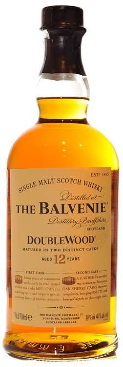 Balvenie Doublewood 12yr old