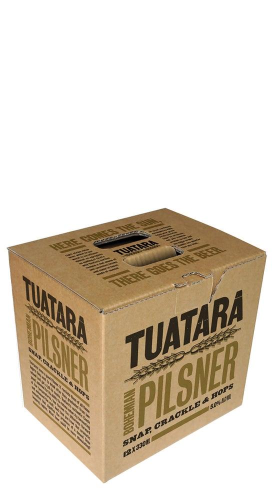 Tuatara Pilsner 12pk