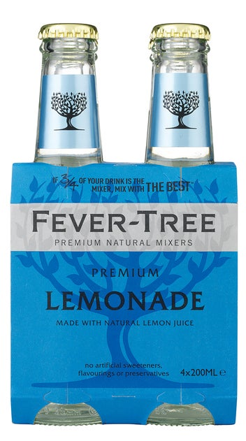 Fever-Tree Premium Lemonade 4pk