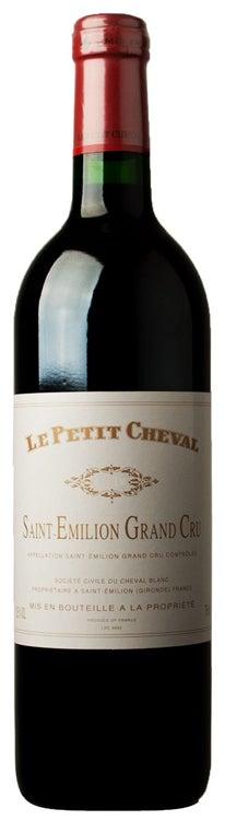2010 Chateau Le Petit Cheval
