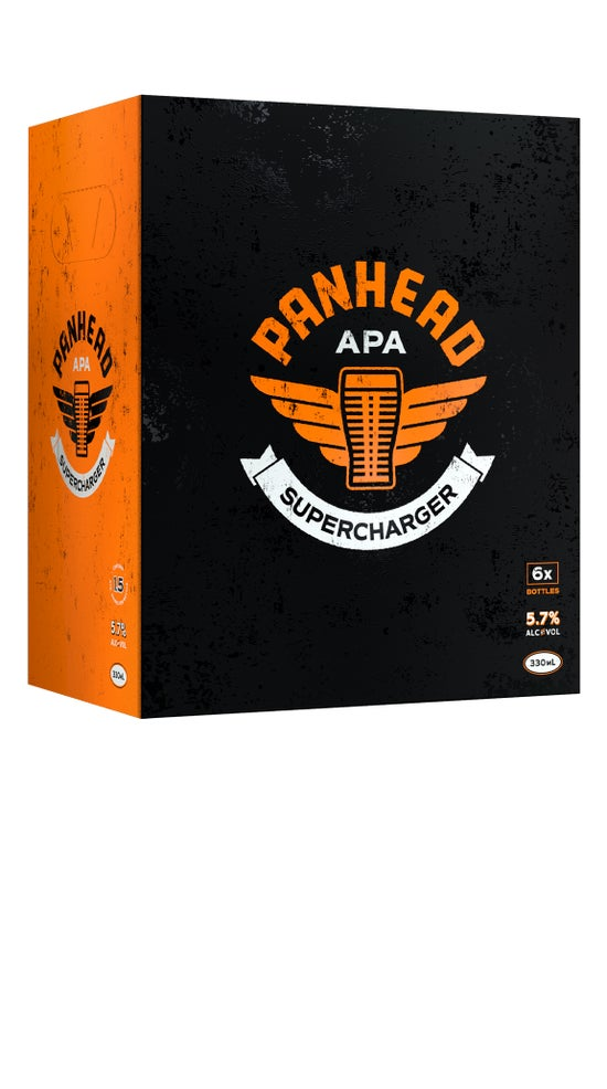 Panhead Super Charger APA 6 Pk