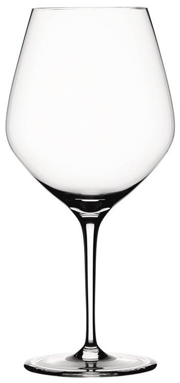 Spiegelau Authentis Burgundy Glass 4pk